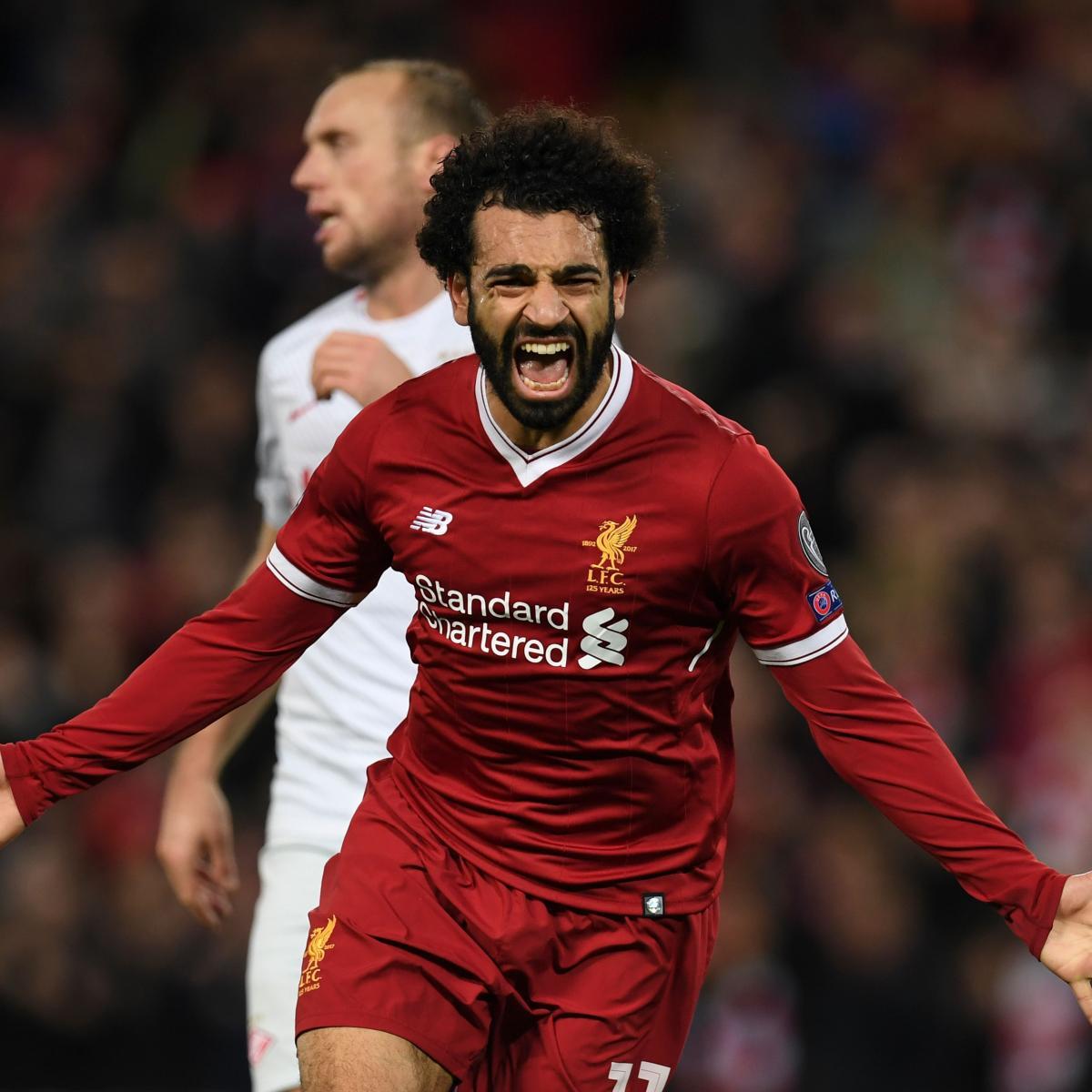 Liverpool News When Did The Premier League S Finest: How Liverpool's Mohamed Salah Has Taken The Premier League