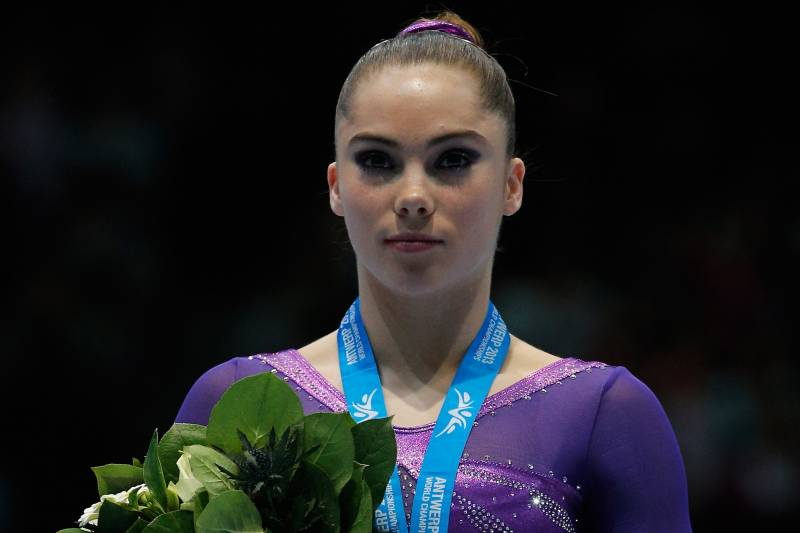 Резултат со слика за Confidentiality agreement kept McKayla Maroney from revealing abuse