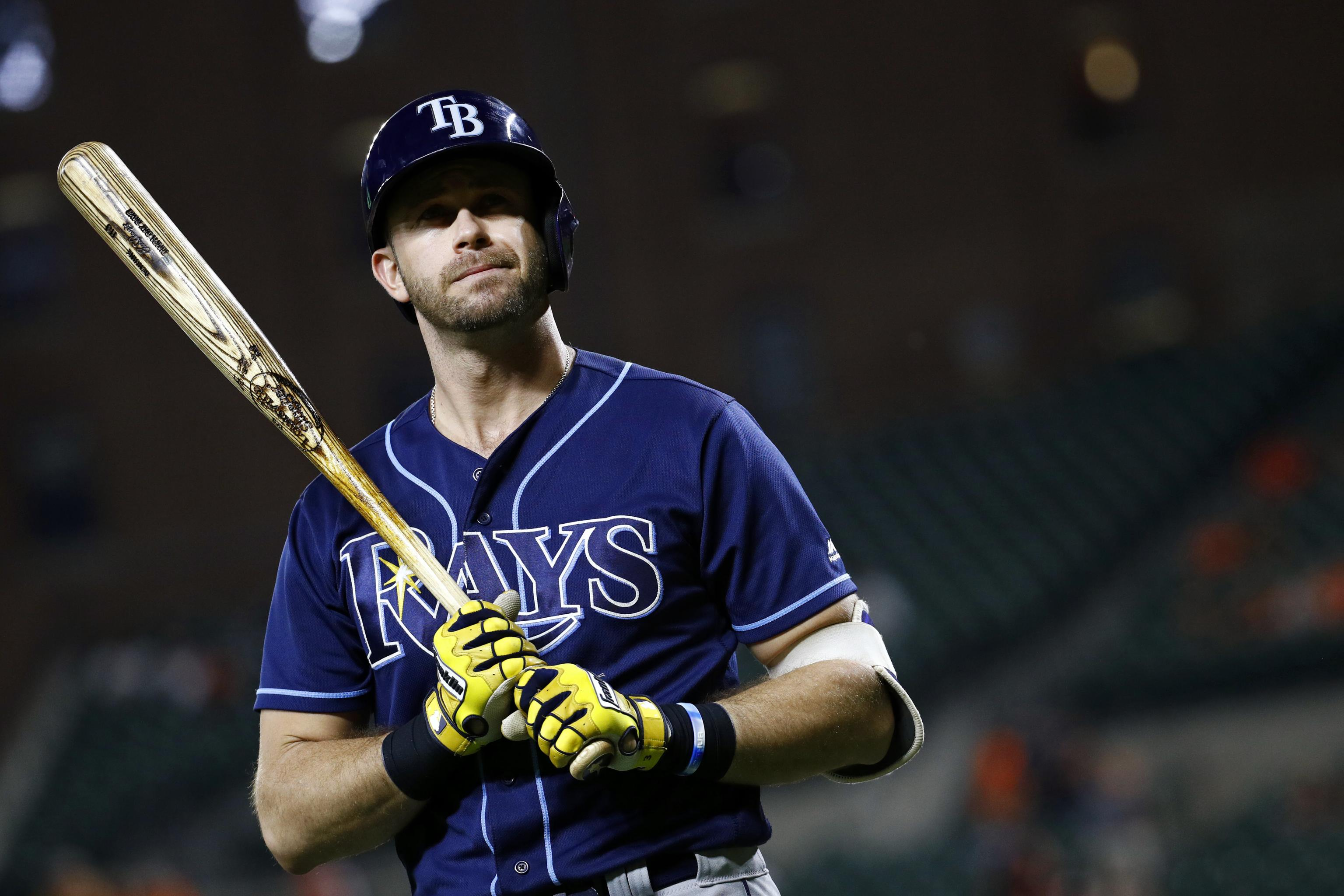 huge selection of 079ba 7cd6c Evan Longoria Trade Means Giants Have No Choice but to Go on ...