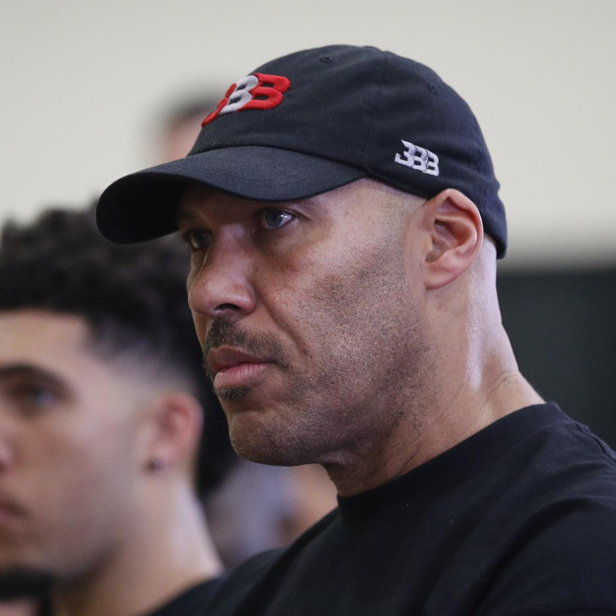 LaVar Ball to Start Big Baller Brand League for Players Who Skip College  3eb4de76a84
