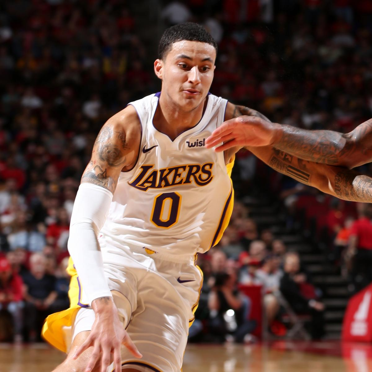 The Night In The NBA: Olynyk Drops 32, Lakers End Rockets