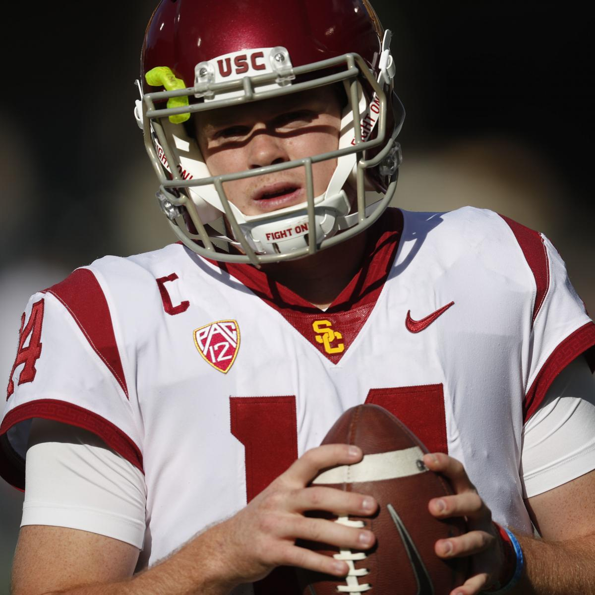 Feed Me Nfl: Sam Darnold Says 'I'd Be Honored To Play For Any Team
