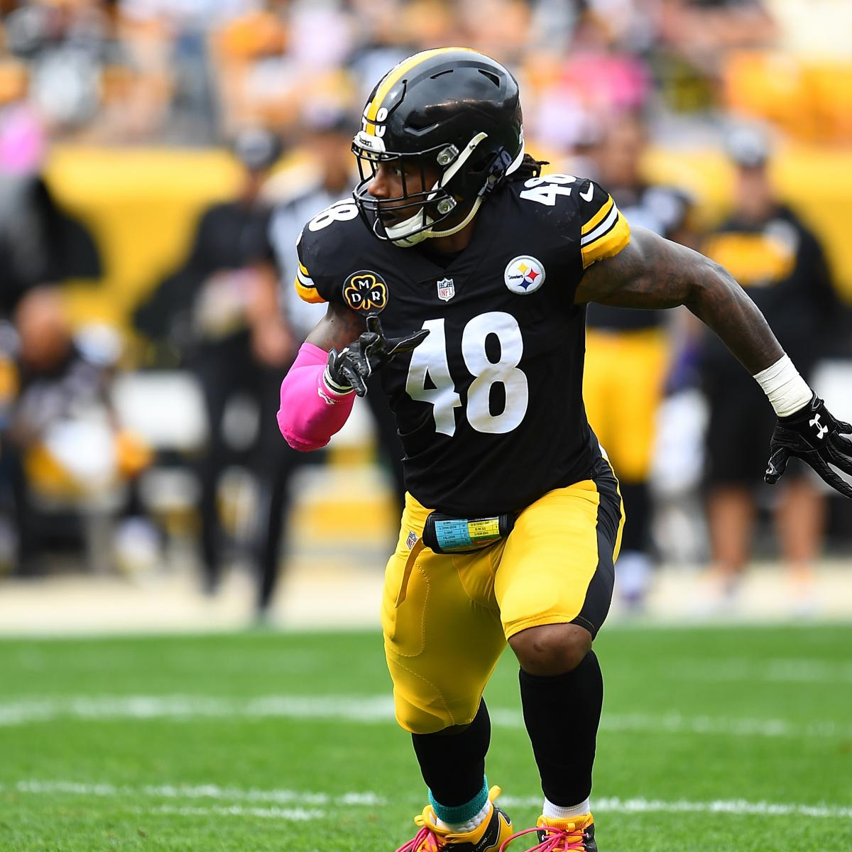 Pittsburgh Steelers Mike Tomlin S New Contract Ushers In: Bud Dupree: James Harrison's Release 'No One's Fault On