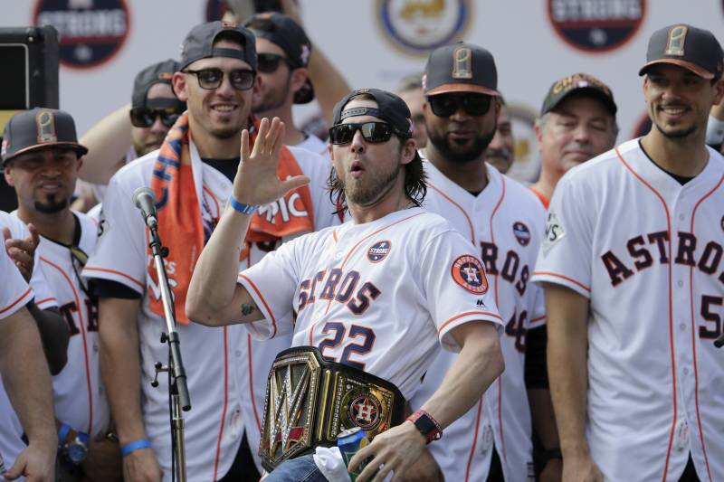 Astros World Series >> Astros World Series Win Over Dodgers Cost Las Vegas