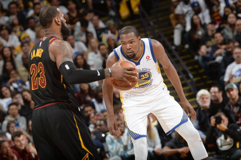 cbb74d1f4236 Kevin Durant Continues to Evolve in DPoY-Caliber Season