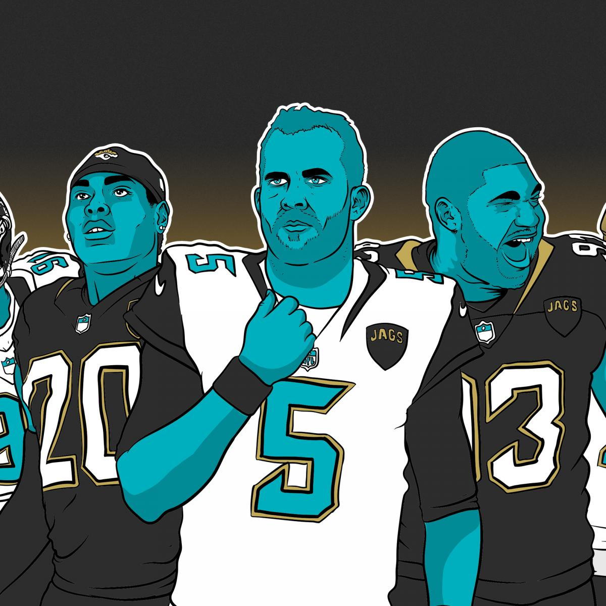 e5f189d7 Welcome to Sacksonville, Home of the NFL's New Nasty Boys | Bleacher ...
