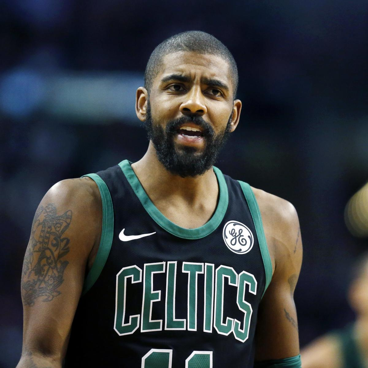Report: Kyrie Irving Trade For Paul George, Eric Bledsoe