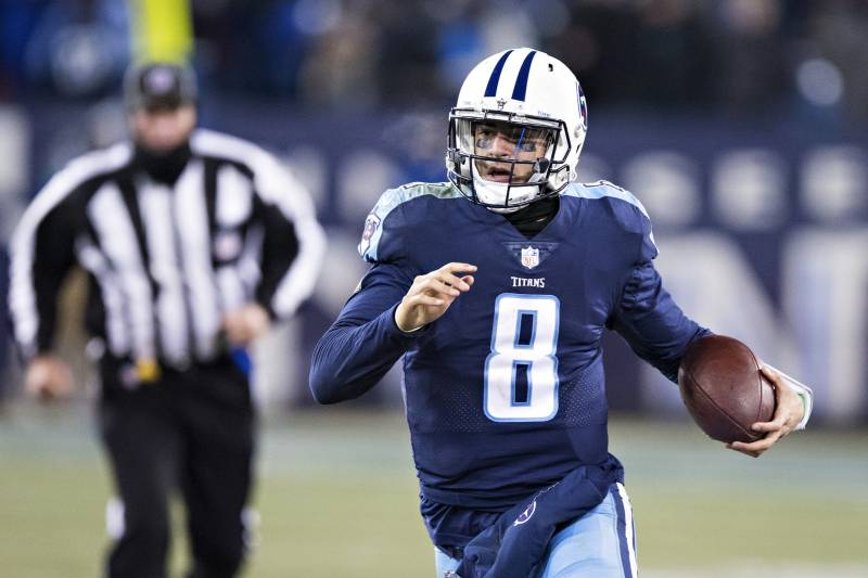 2013f235cf4115 Marcus Mariota can run effectively, but he must have a sharp passing game  if the