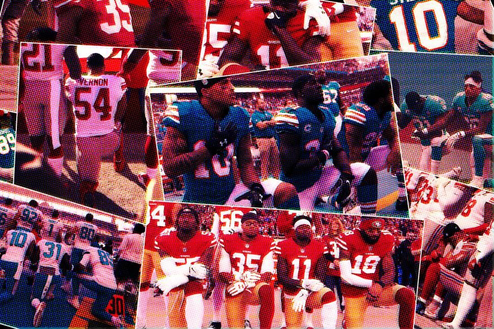 ec8b9f60d48 The NFL s Last Men Kneeling