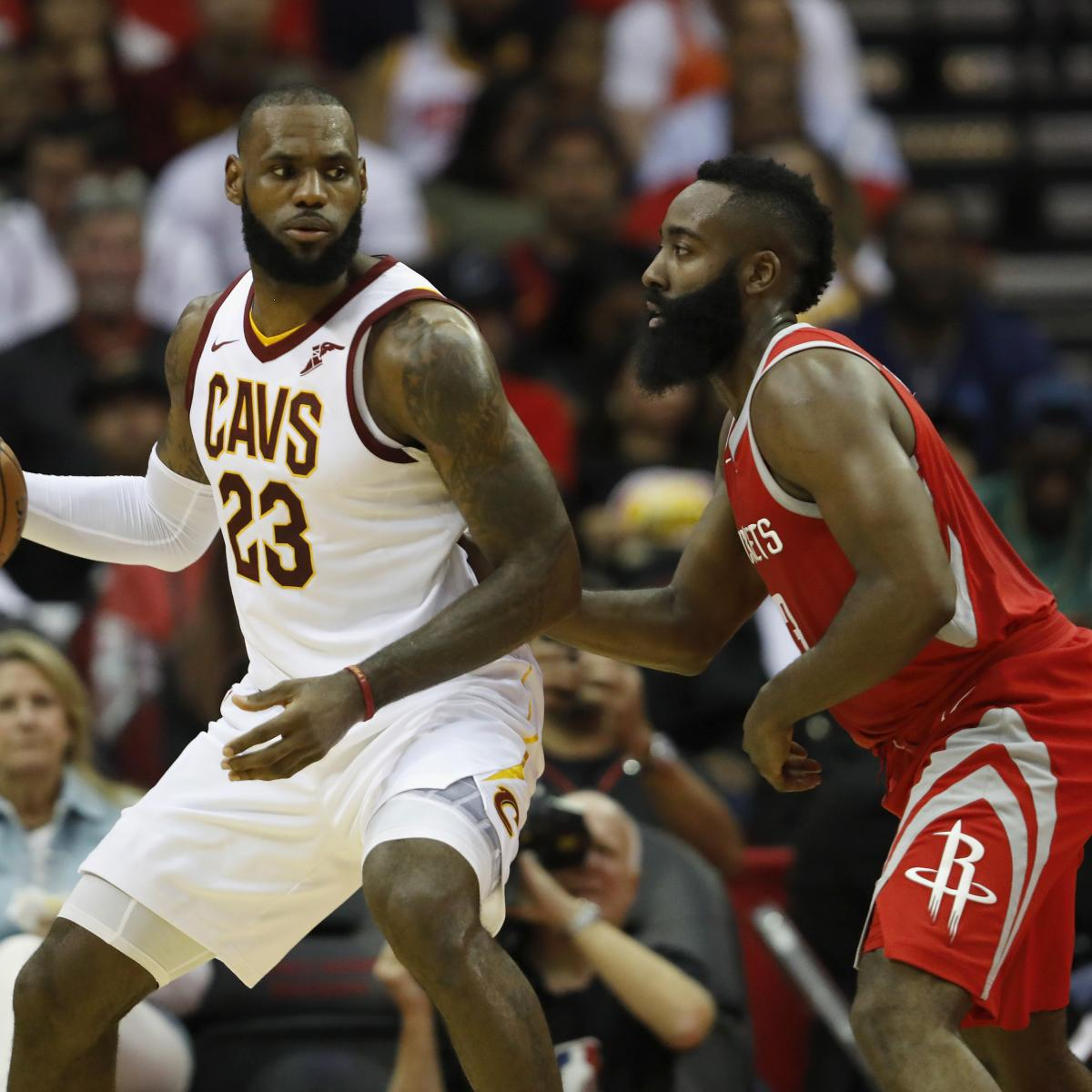 James Harden Injury Report: Top NBA MVP Contenders Who Can Capitalize On James Harden