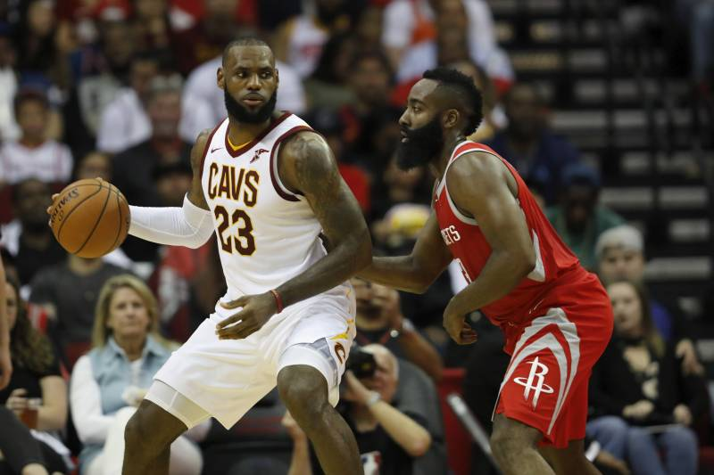 19d89a5cd8e Top NBA MVP Contenders Who Can Capitalize on James Harden s Injury ...