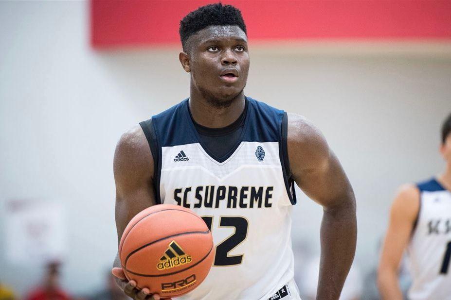 cd883e96527 5-Star PF Zion Williamson Commits to Duke over Kentucky