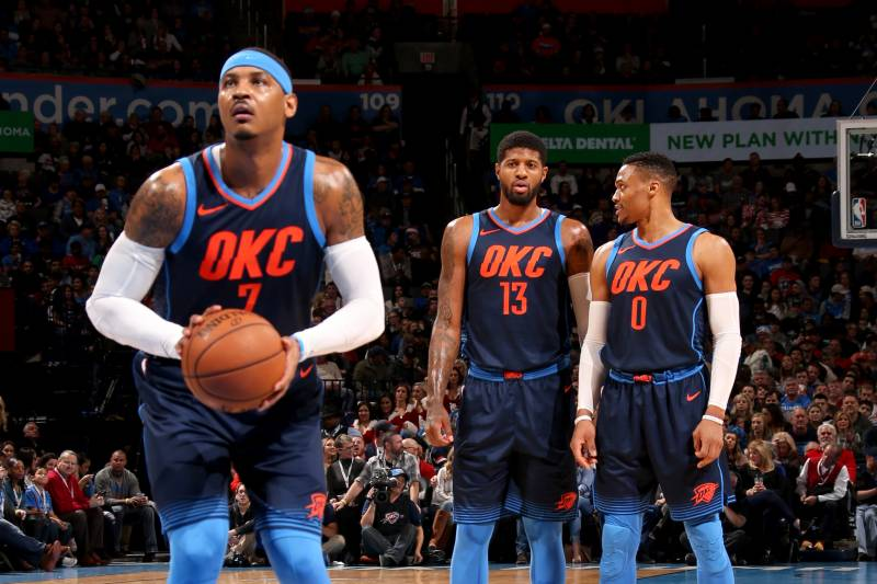 watch cc5a0 959ea How Star-Studded OKC Thunder Are Evolving to Become 'Ideal ...