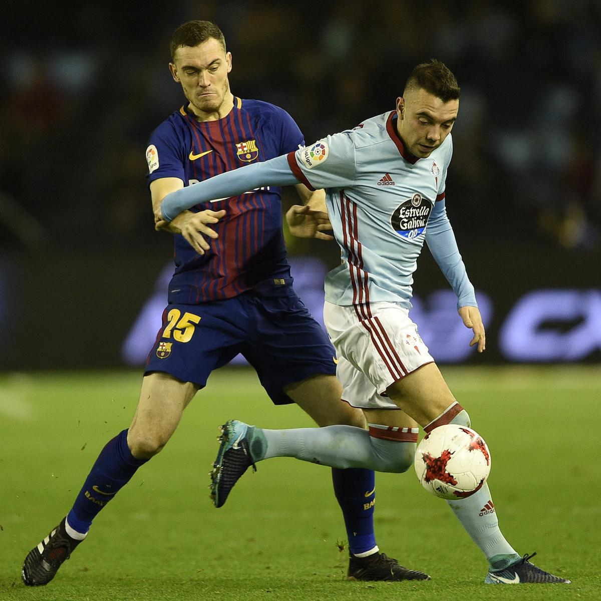 Celta Vigo Hold Barcelona To 1-1 Draw In Copa Del Rey