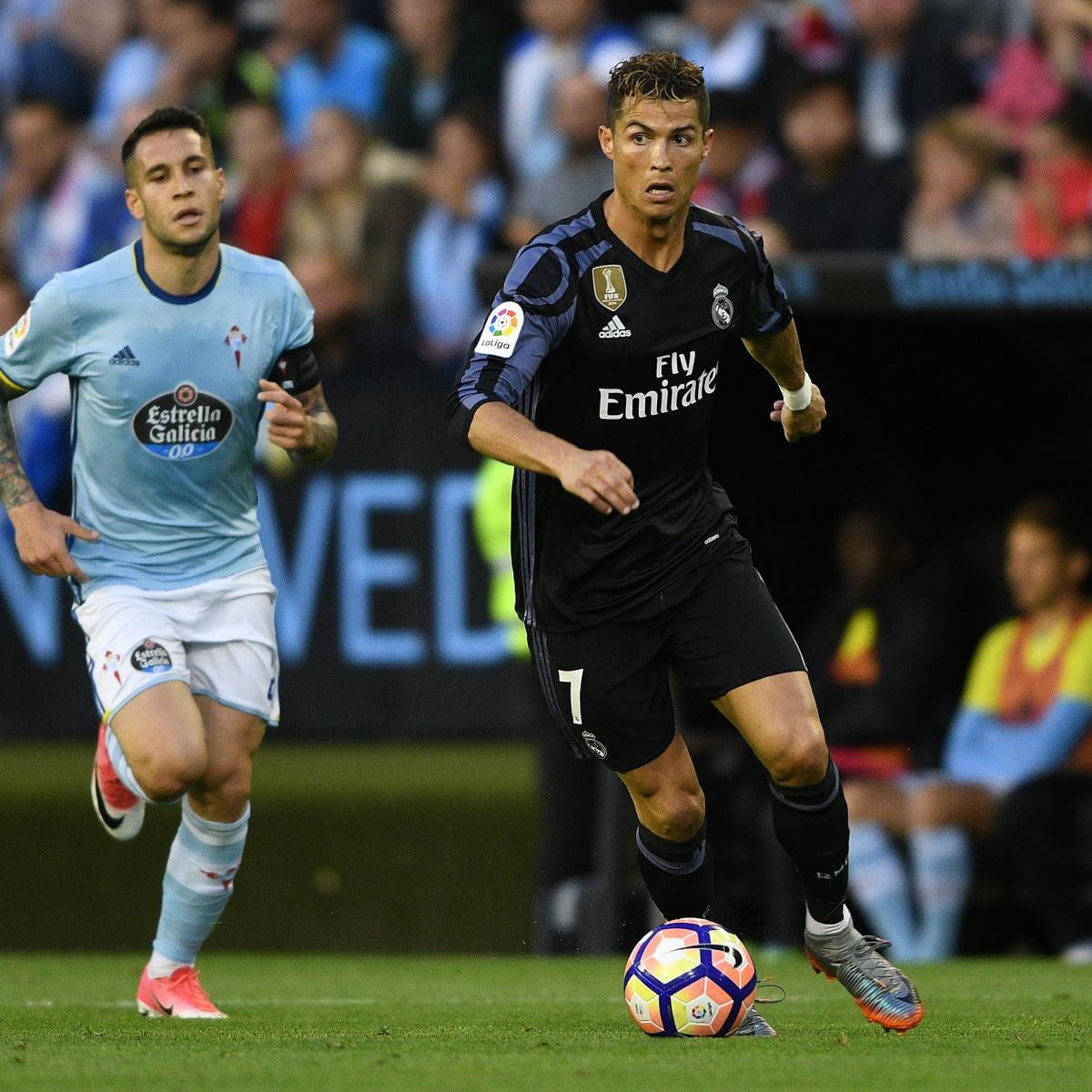 Barcelona Vs Celta Vigo In Youtube: Celta Vigo Vs. Real Madrid: Team News, Preview, Live
