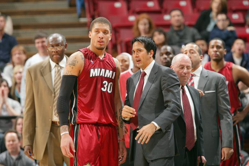 Michael Beasley Says Erik Spoelstra Could Ve Believed In Me A Lot More Bleacher Report Latest News Videos And Highlights