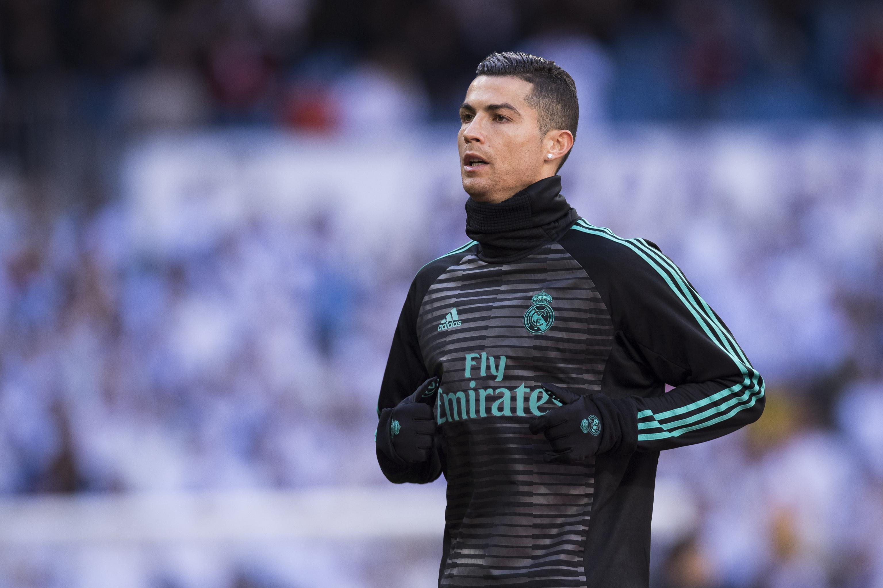 new arrival f989c 56ec4 PSG Reportedly Ready to Go 'All Out' to Sign Cristiano ...