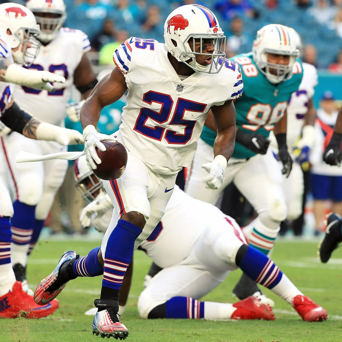 NFL Wild Card Weekend 2018: TV Schedule, Live Stream And
