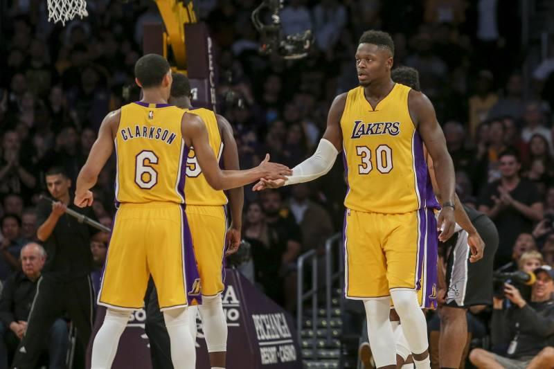 51892aa5020d Lakers Trade Rumors  Jordan Clarkson