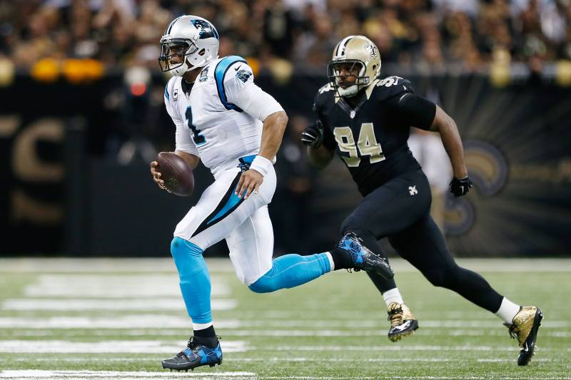 c7d20e31 Cameron Jordan Trolls Cam Newton, Sends Him Wine After Playoff Win ...