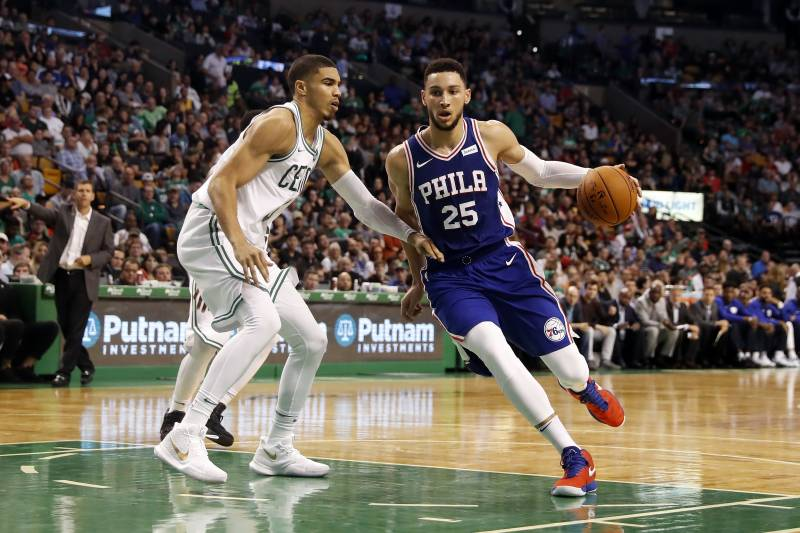 3930acdeca1 NBA Rookie of the Year Watch  Can Anyone Touch Ben Simmons ...