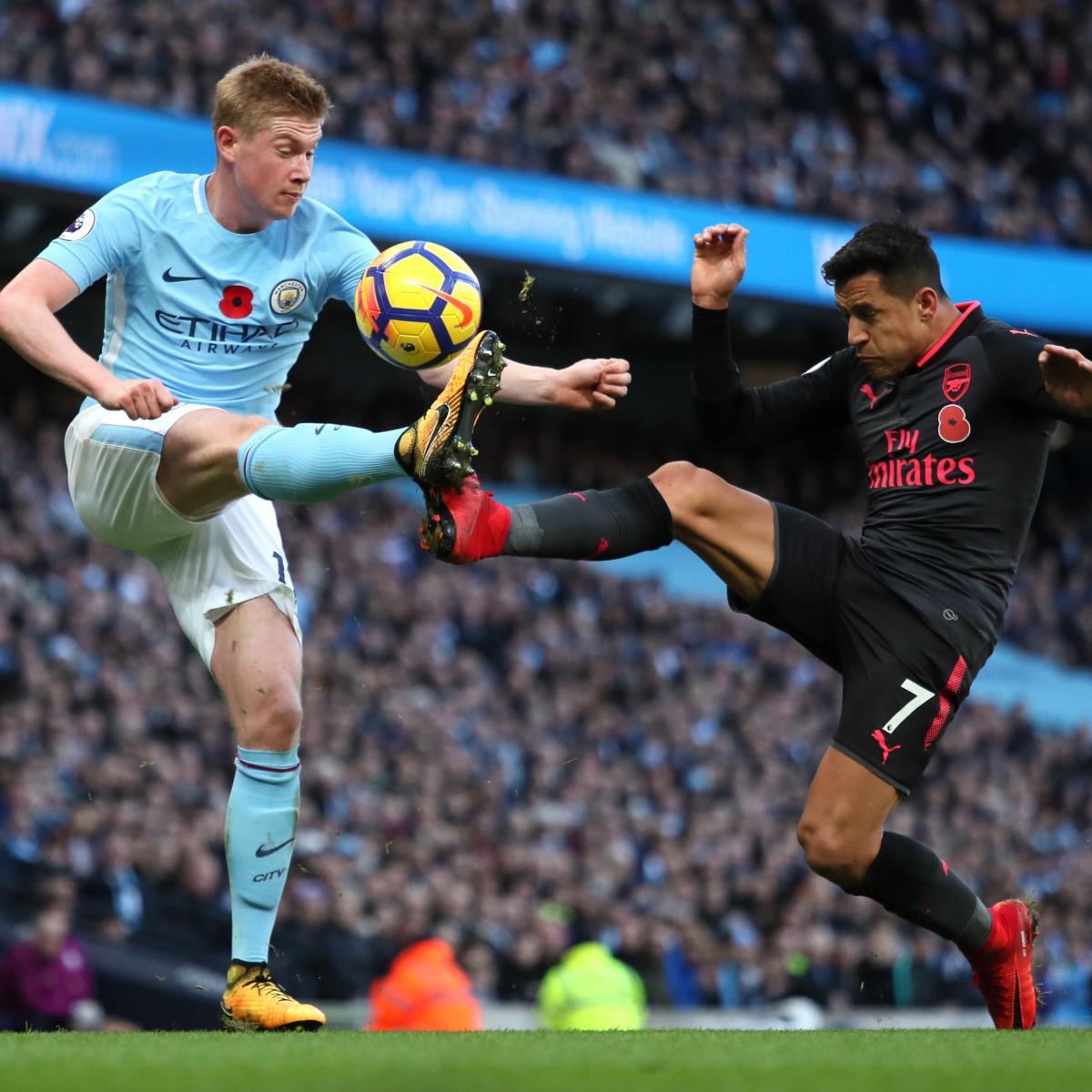 Manchester United Transfer News Alexis Sanchez Rumours: Manchester City Transfer News: Kevin De Bruyne Discusses