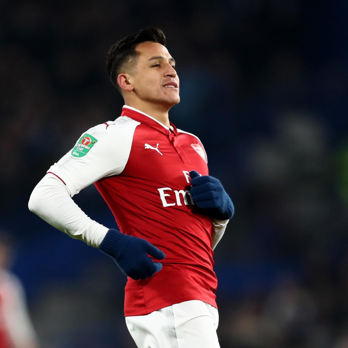Manchester United Transfer Rumours Cavani Llorente: Manchester United Transfer News: Alexis Sanchez Offer To
