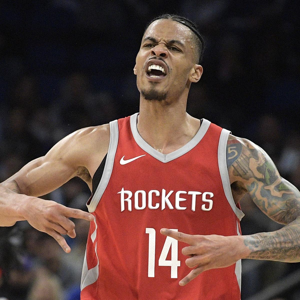 Houston Rockets Game Log: Looking For Work One Minute, Lighting Up The NBA The Next