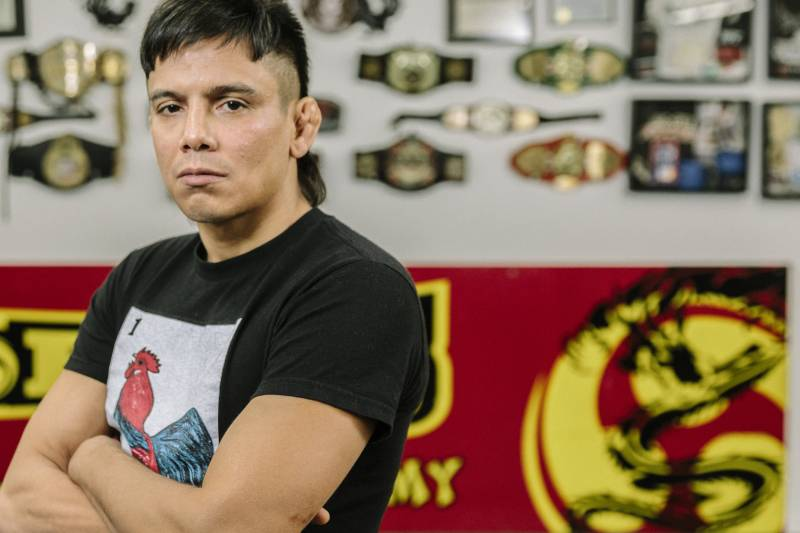 Former Champ Miguel Torres to Fight Again After Rebounding