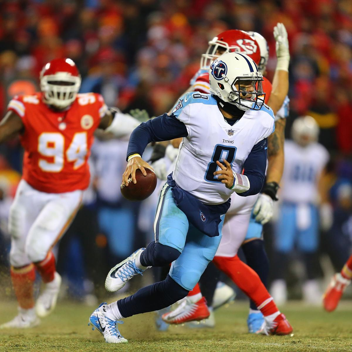 NFL Playoffs 2018: Dates, Matchups And Bracket Breakdown