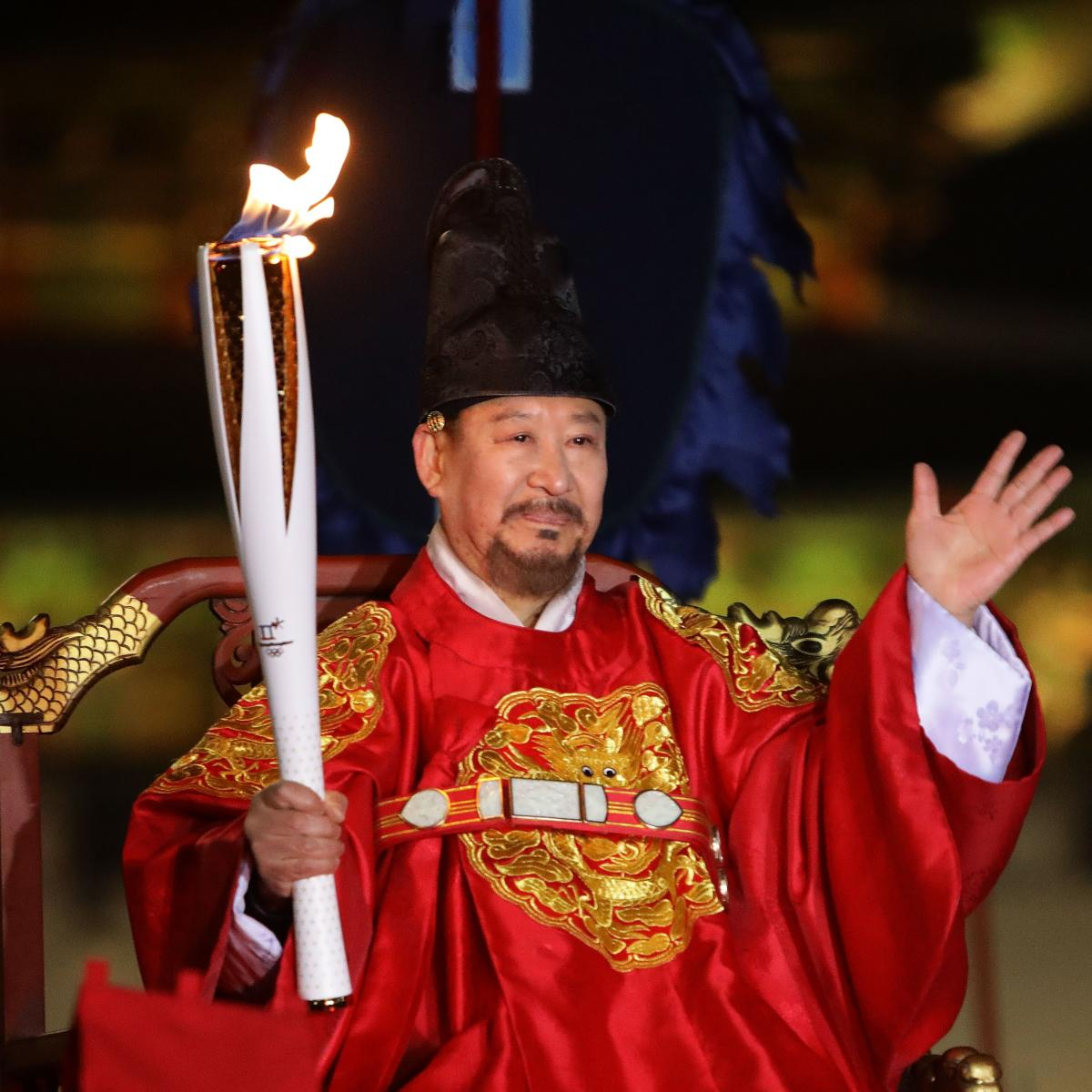 Olympic Torch Lighting 2018 Significance Of Opening