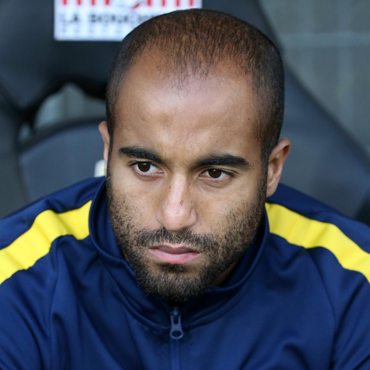 Salario Lucas Moura Psg 2017: Lucas Moura Hints At PSG Exit Amid Ongoing Manchester
