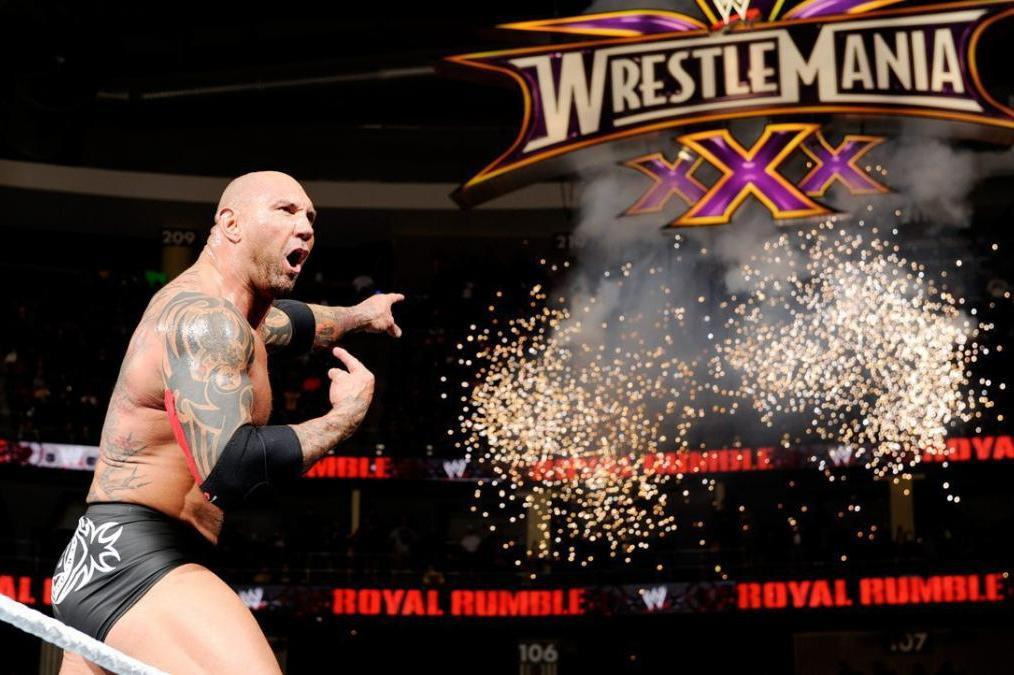 Batista, Boos and Backlash: A Look Back at WWE Royal Rumble 2014 | Bleacher  Report | Latest News, Videos and Highlights
