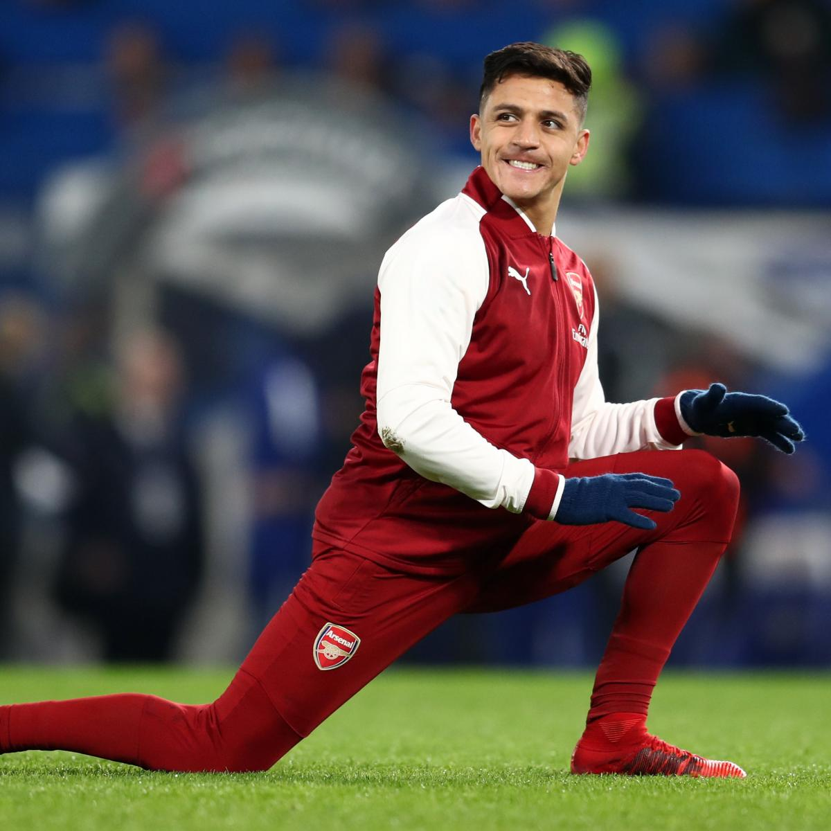 Manchester United Transfer News Alexis Sanchez Rumours: Manchester United Transfer News: Alexis Sanchez And