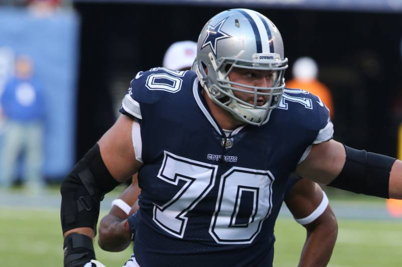 online store 3c924 a8694 Report: Cowboys' Zack Martin Signs 6-Year Contract with ...