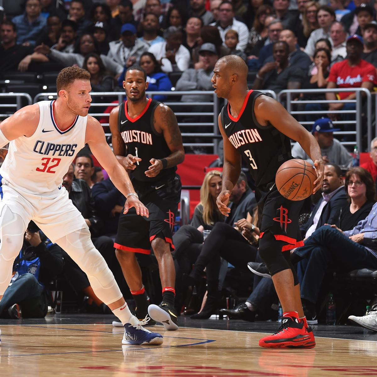 Nuggets Clippers Highlights: Blake Griffin, Clippers Spoil Chris Paul's LA Return In
