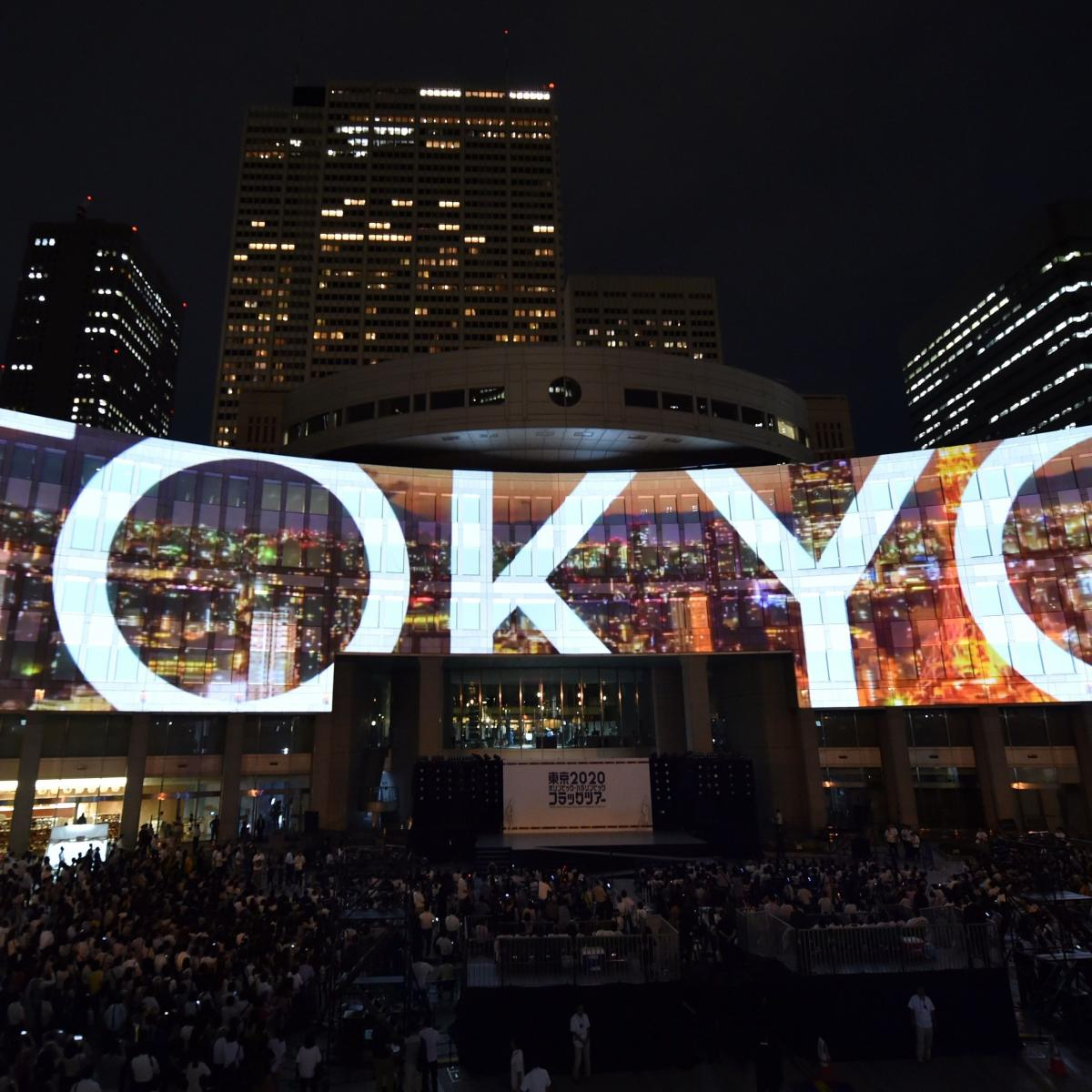Tokyo 2020 Summer Olympics: Logo, Schedule, New Events and ...