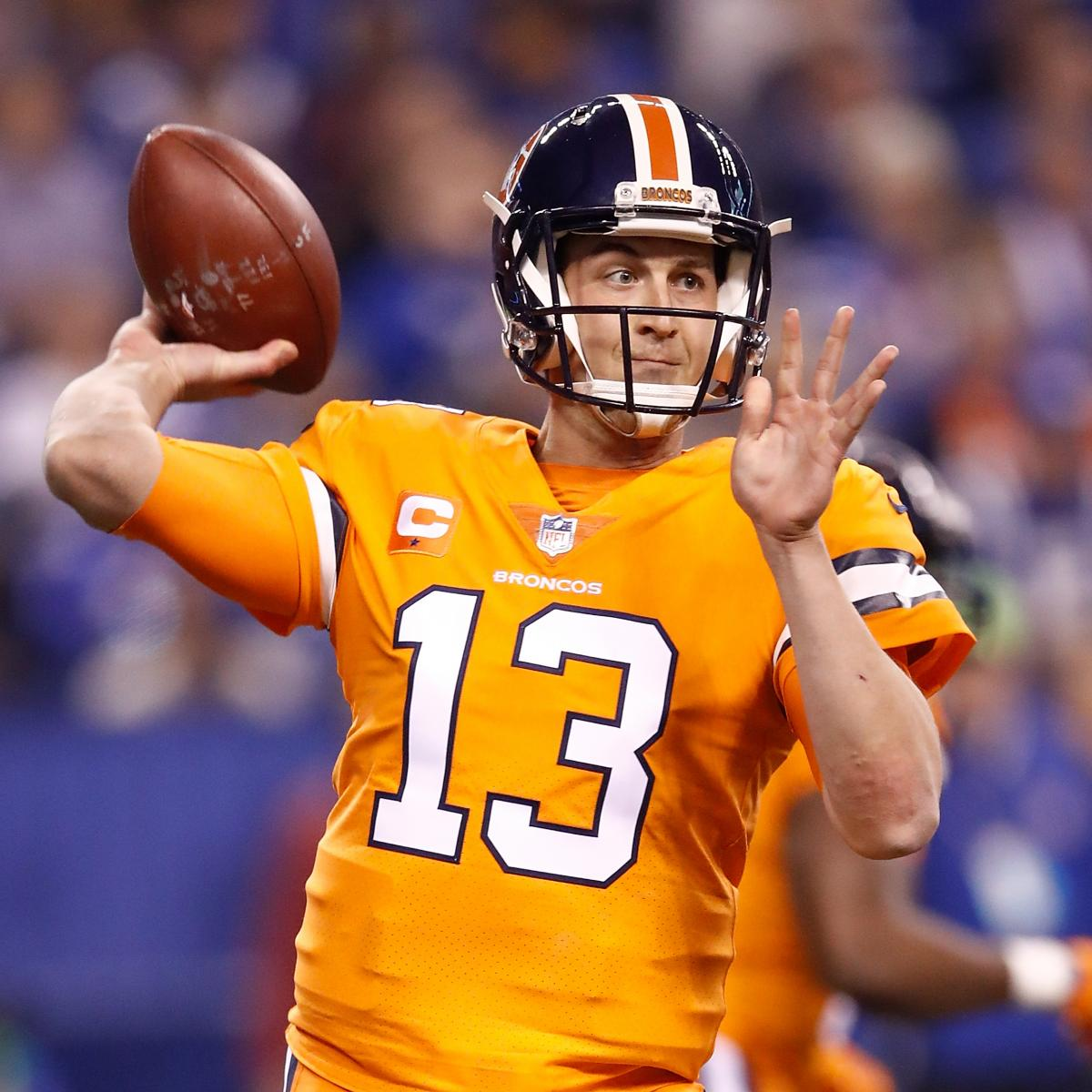 Trevor Siemian Trade To Vikings Reportedly Being