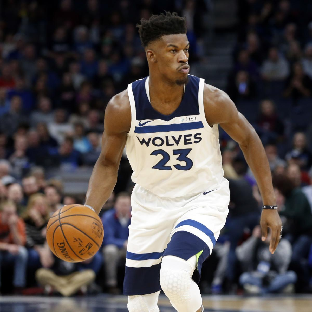 Jimmy Butler: Timberwolves Have To 'Humble Our Damn Selves