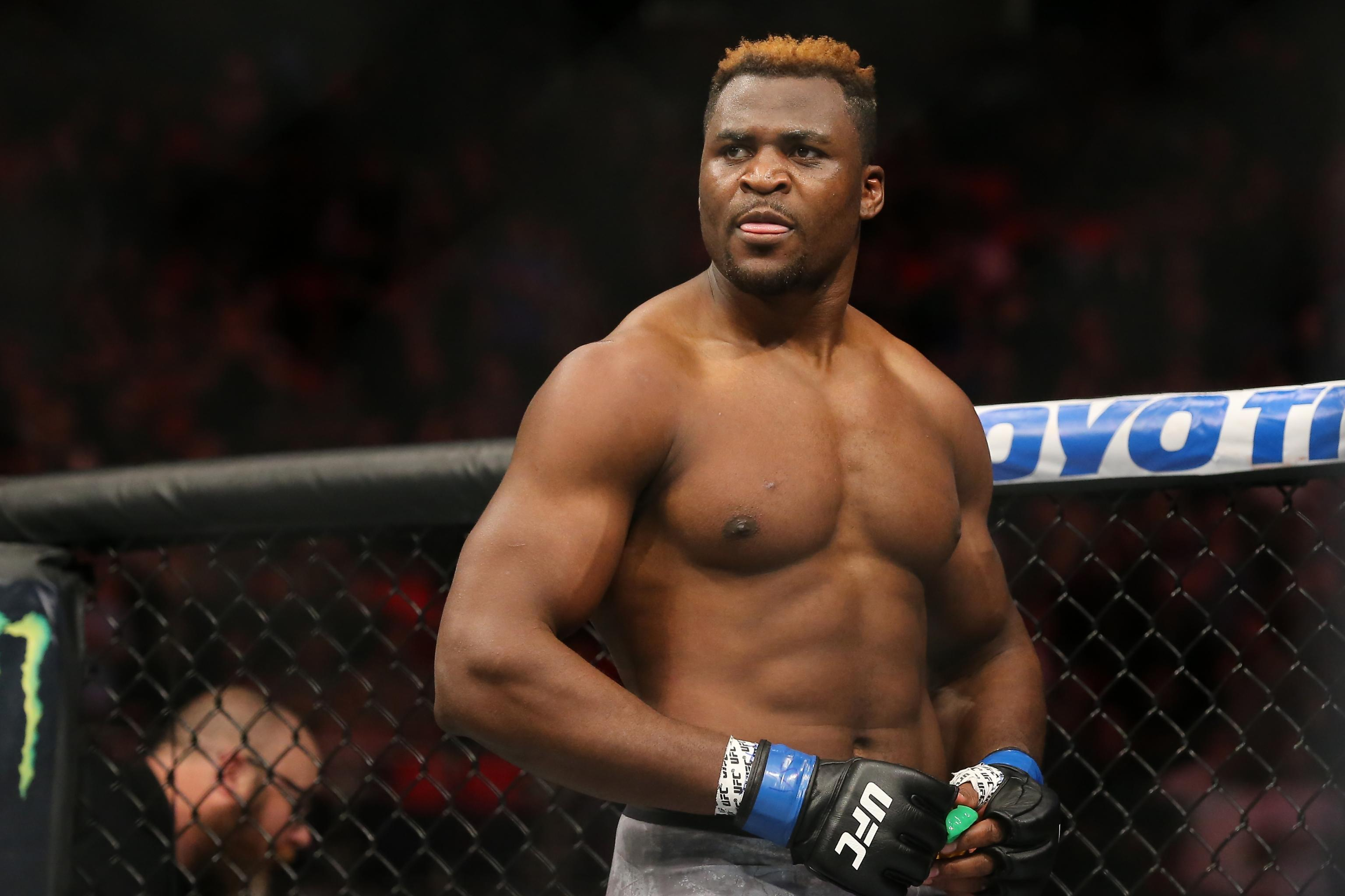 Francis Ngannou Could Realize Rags-to-Riches Dream with Title Win ...