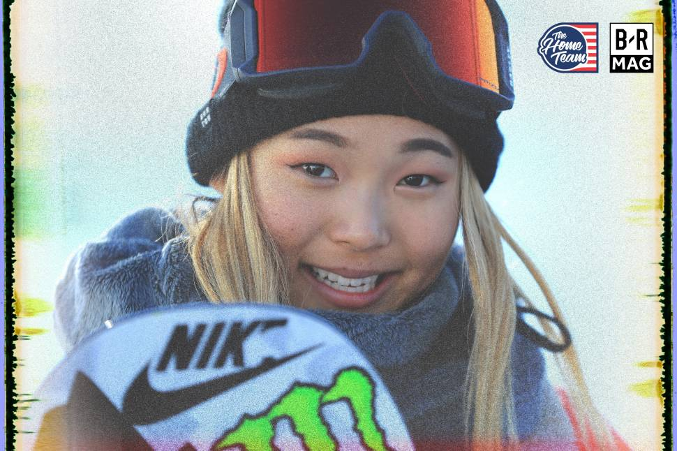 a1d45c1cbe71 Chloe Kim Is Just Getting Started