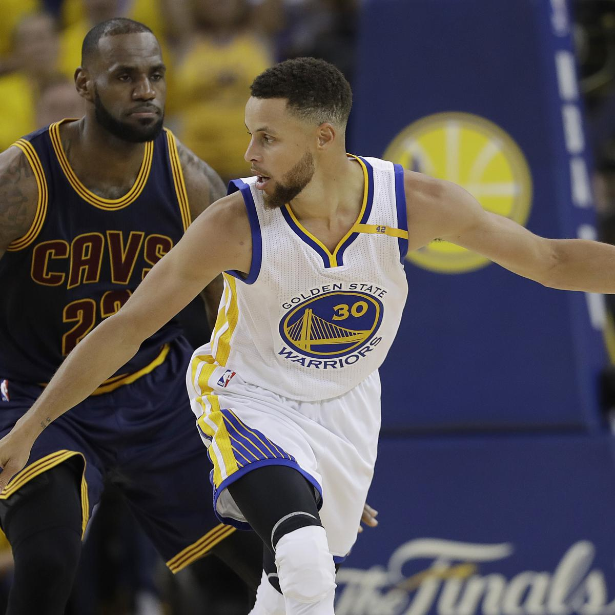 2018 NBA All-Star Game: Who Will LeBron James, Steph Curry Draft as Starters?