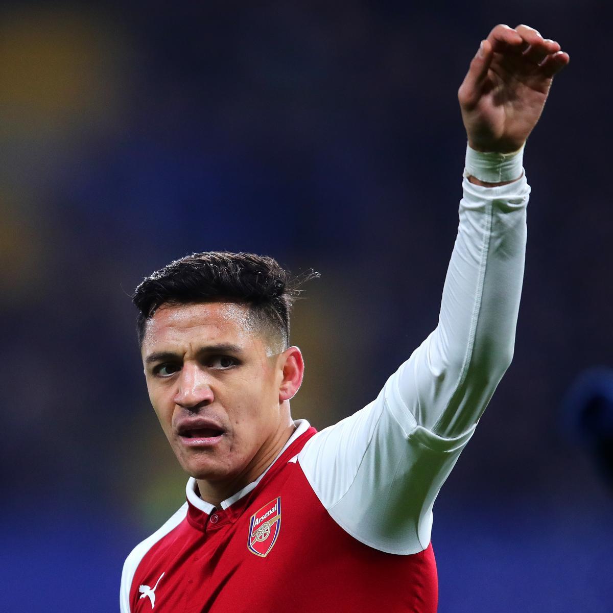 Manchester United Transfer News Alexis Sanchez Rumours: Manchester United Transfer News: Alexis Sanchez Deal