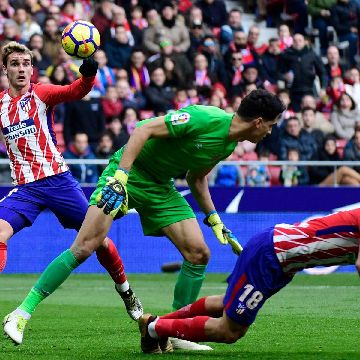 La liga results 2018 scores and updated table after saturday 39 s week 20 matches bleacher - La liga latest results and table ...