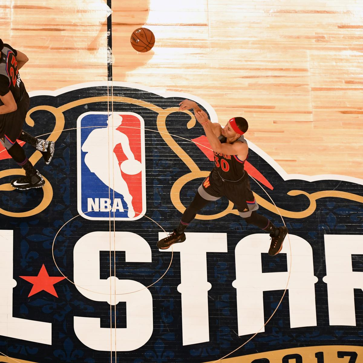 Star Tv Links: NBA All-Star Rosters 2018: TV Schedule, Reserves