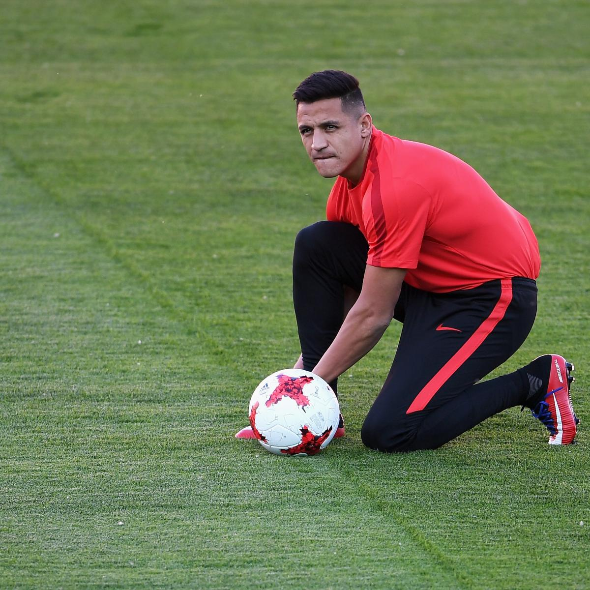 Manchester United Transfer News Alexis Sanchez Rumours: Alexis Sanchez Wants To 'Win Everything' After Manchester