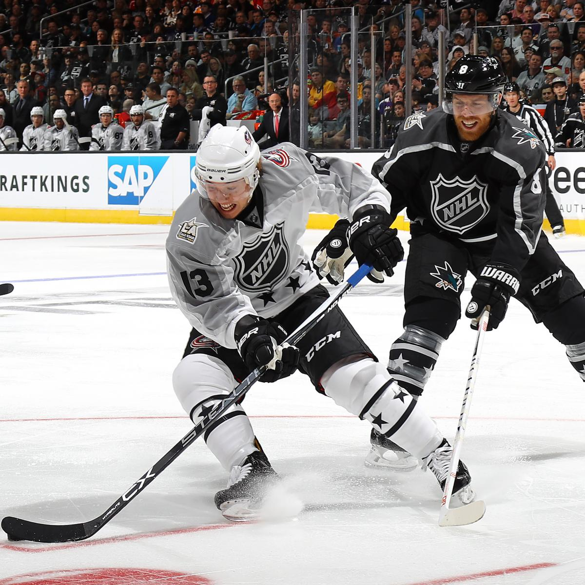 2bb120730 NHL All-Star Game 2018  New Format