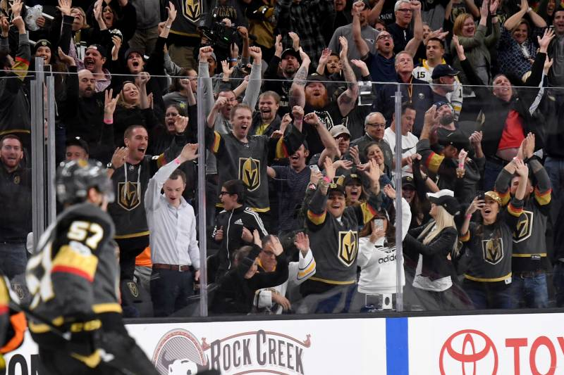 Against-All-Odds NHL Expansion Team Showing How Pro Sports