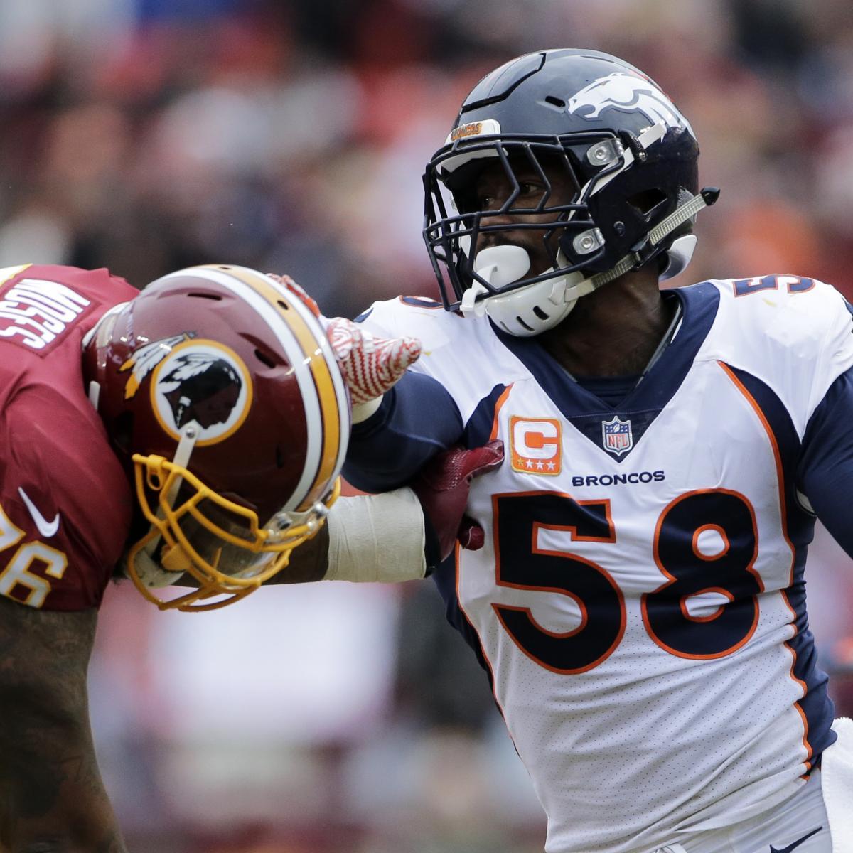 NFL Pro Bowl Skills Challenge 2018: Event Schedule, TV