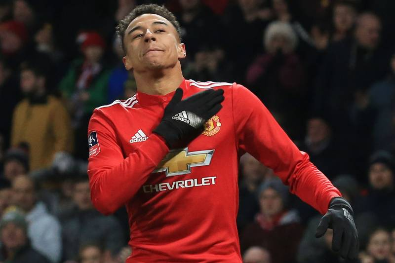 b67d0604c How Jesse Lingard Refused to Let His Manchester United Dream Die ...